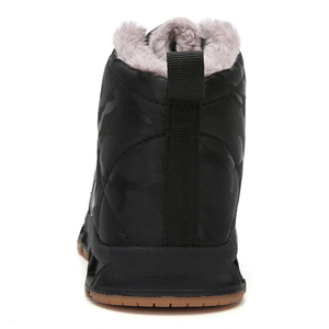 Image 5 - Children Winter Shoes Boys Warm Plush Fur Sneakers For Girls Fashion Waterproof Sport Kids Running Shoes Non slip Snow Footwear