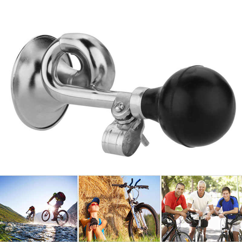 Vintage Bicycle Air Horn Cycling Accessories Loud 1Pc Stylish Trumpet-style LI