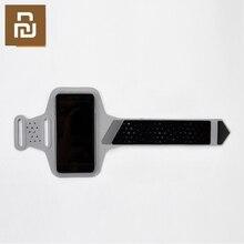 Xiaomi guildford ファッションスポーツアームバンドを実行するアームバンドジムアームホルダーポーチ携帯電話ケース iphone 6 7 × 4.7/5.5/6.0 インチ