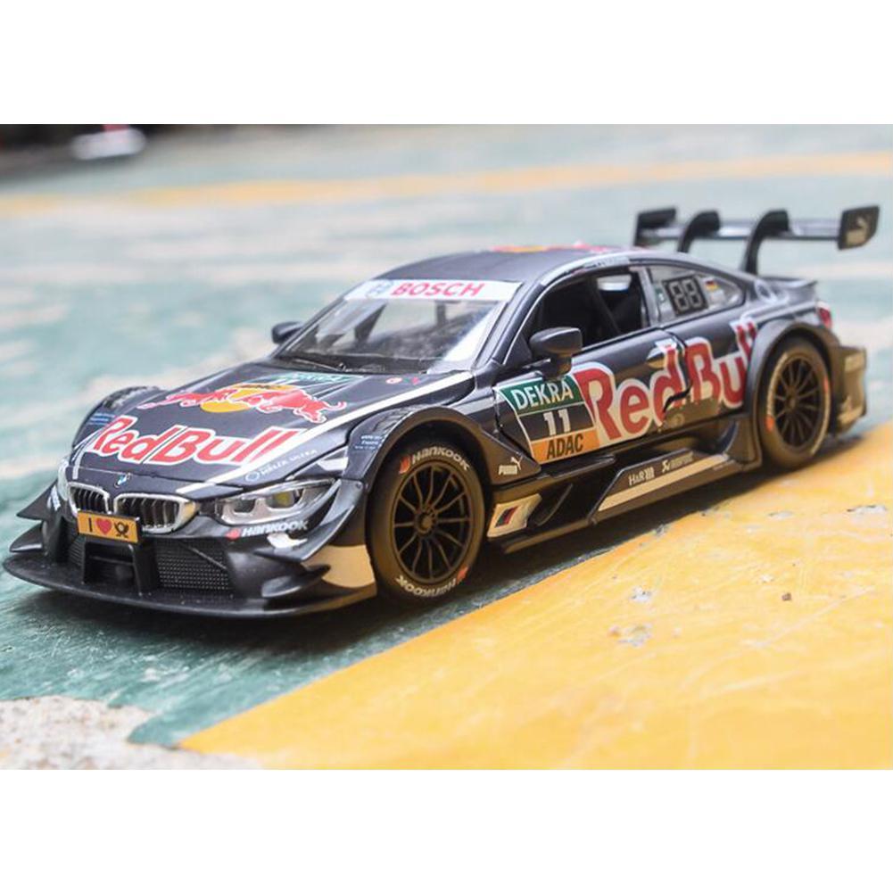 None Rally Car Alloy Car Children Toy Car Ornaments Car Set