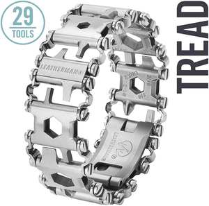 Bracelet Multitool Leatherman-Tread METRIC Wearable Travel-Friendly Original