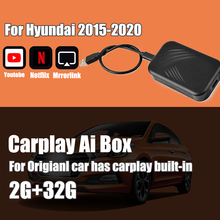 Mirror-Link Multimedia Car-Player Ai-Box Car Tv Android-7.0 Hyundai for 2--32g New-Upgrade