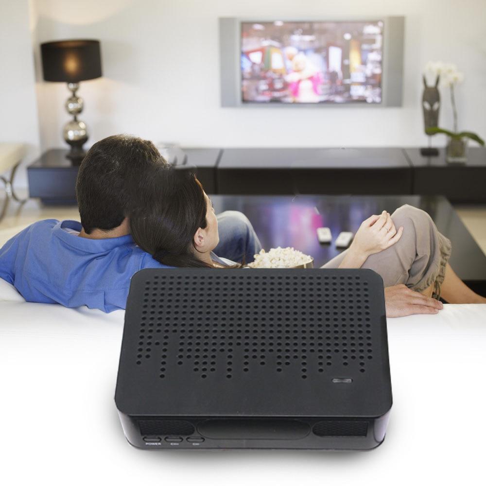 Image 4 - Vmade DVB T2 Bandwidth Full HD 1080p DVB T Digital TV Tuner Receptor MPEG4 MPEG2 H.264 Standard Terrestrial Receiver set top box-in Satellite TV Receiver from Consumer Electronics