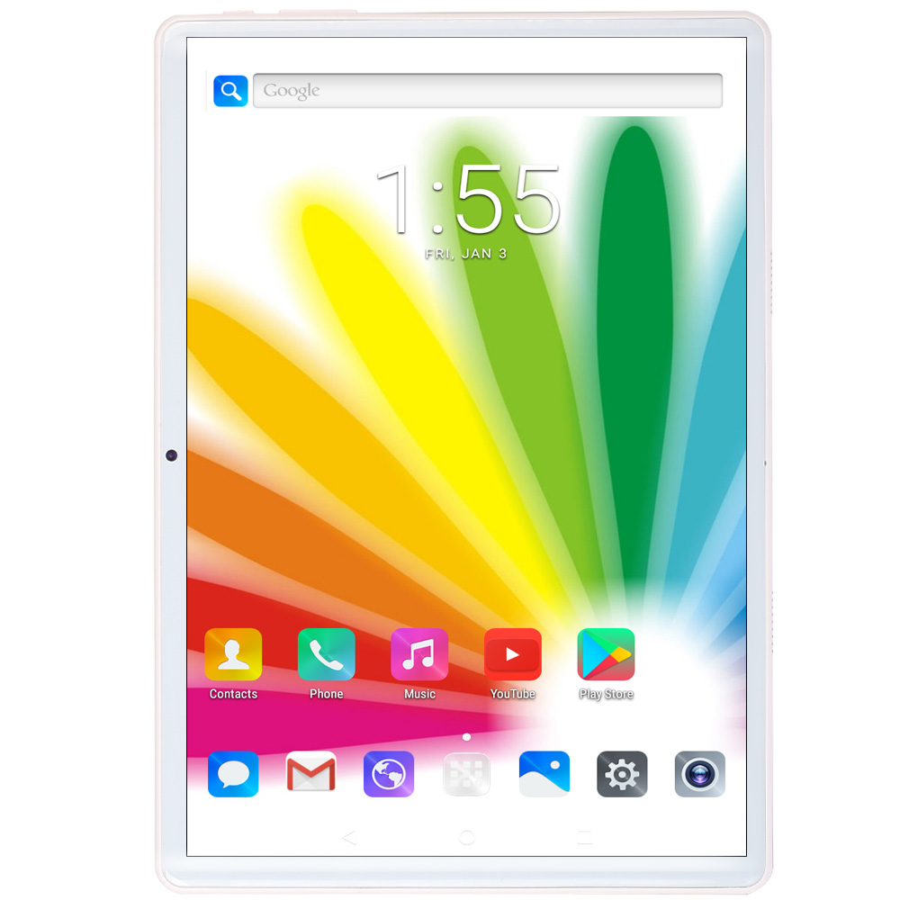 New Android 7.0 10 Inch Tablet Pc Octa Core Dual Sim 3G Network WIFI Tablets 4GB+64GB IPS LCD Tablet Pc