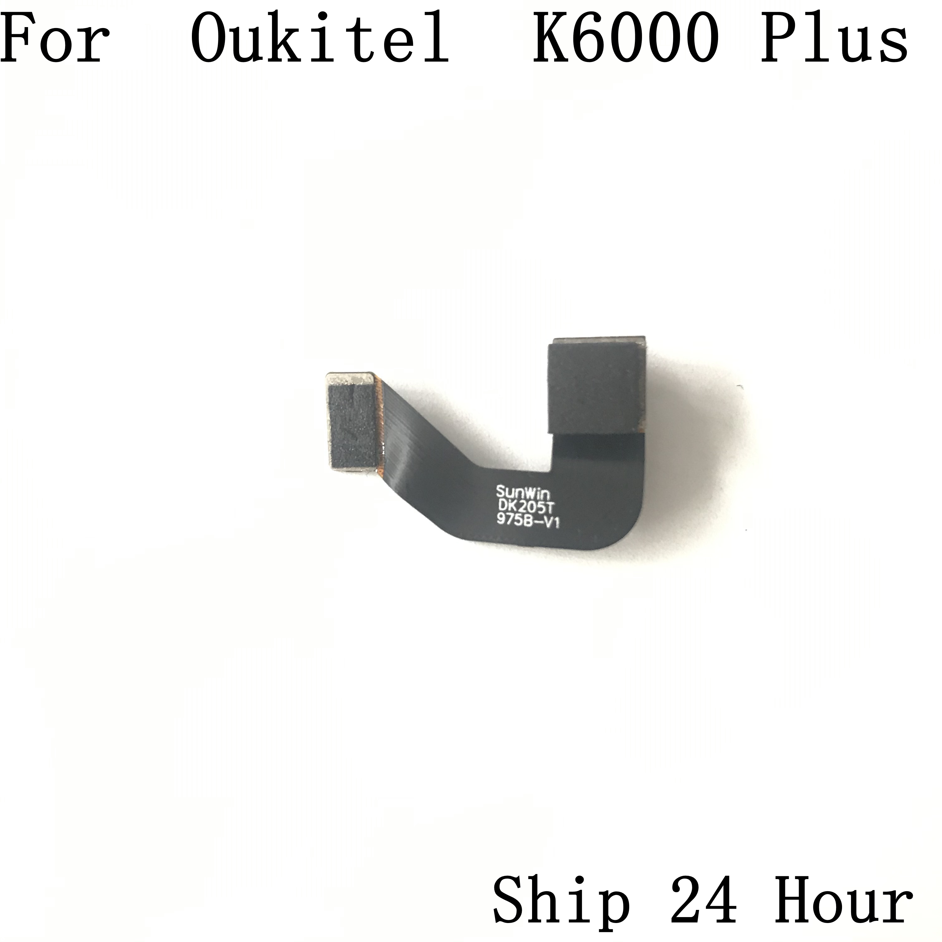 Oukitel K6000 Plus Used Front Camera 8.0MP Module For Oukitel K6000 Plus Repair Fixing Part Replacement enlarge