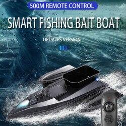 180 minut 500m Rc Distacne Auto pilot zdalnego sterowania Rc przynęta na ryby łodzi motorowej łodzi lokalizator ryb statek łódź z ładowarka eu/Us/uk ładowarka|Łodzie RC|   -