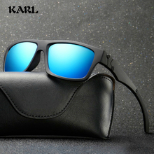 Polarized Sunglasses Men Sports Women Driving Glasses KARL Brand Coated Lens Goggles Gafas De Sol Polarizadas Hombre