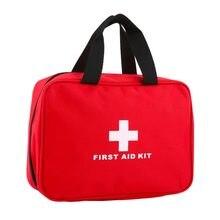 Grande trousse de premiers soins pour voiture, grande trousse d'urgence en plein air, Kit médical pour Camping voyage