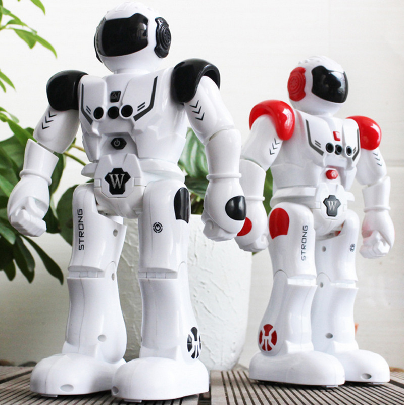 Machinery Cops 9930 Remote Control Intelligent Robot Gesture Sensing Programming Early Education Electric CHILDREN'S Toy