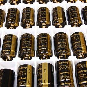Image 3 - 2 قطعة NICHICON KG سوبر من خلال 3300 فائق التوهج 25V 25x40 مللي متر نوع III 25V3300UF مضخم الصوت تصفية 3300 فائق التوهج/25 V الذهبي قدم 3300U