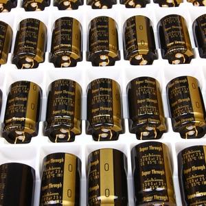 Image 3 - 2PCS NICHICON KG סופר דרך 25V3300UF 20x30mm סוג III 3300UF 25V אודיו מגבר סינון 3300 UF/25 V זהב רגליים 3300U