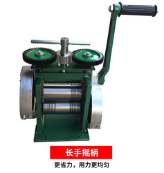 hand operate rolling mill, jewelry rolling mill machine for make jewelry