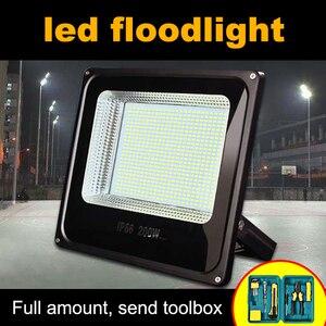 Ultrathin LED Flood Light 30W