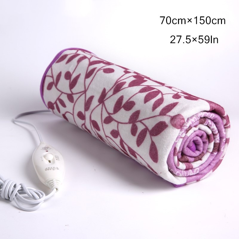 Electric Blanket Muilticolor Manta Electrica Electric Heating Blanket Body Warmer Heated Blanket Couverture Free Shipp