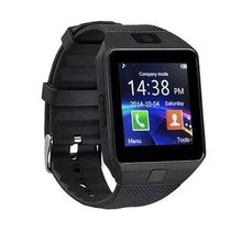 Wearable Devices Smart Watch Support SIM TF Card Electronics Wrist Watch Connect Android Smartphone Smartwatch Black makibes x5plus smart watch black
