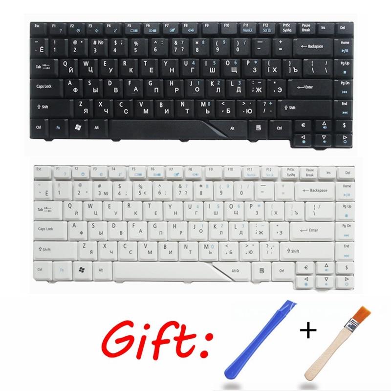 Russische Laptop Tastatur für Acer für Aspire 5315 6920 MS2220 5312 4730 4730Z ZO1 1641 5930G 4520G 4510 6920G 6935G 4930G 6935 RU