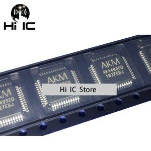 Image 2 - 1 חתיכה AK4493EQ AK4493 שדרוג AK4490 עבור DAC מפענח משלוח חינם