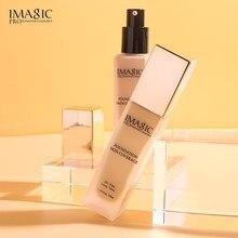 IMAGIC Full Coverage Face Foundation utrzymuj makijaż i piękną skórę podkład w płynie baza makijaż matowy korektor oleju