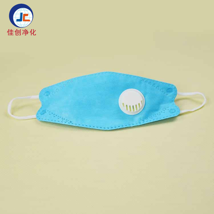 Wholesale Non-woven Dust Mask PM2.5 Ship Face Mask Customizable Export Special Shape Face Mask Can Be Printed Logo