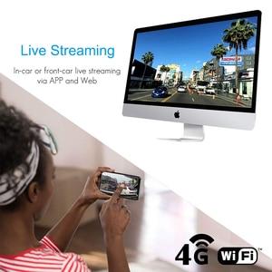 Image 3 - Jimi JC400P 4G cámara para salpicadero de coche 1080P con transmisión de vídeo en vivo seguimiento GPS monitoreo remoto cámara grabadora DVR de coche a través de la aplicación PC