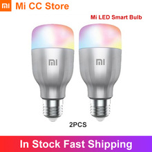 Temperature-Lamp Led-Bulb Remote-Control Wifi-Color Xiaomi Smart Global-Version 800 E27