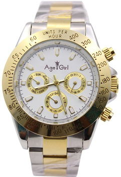 Brand New Mens LuxuryWatch Automatic Mechanical Self Wind Big Black Face Gold Stainless Steel Gent's Watches Silver White фото