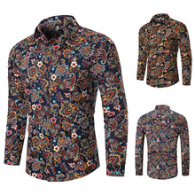 Mens Shirts, Long Sleeve Casual Clothes, Street Dresses Dress Shirts