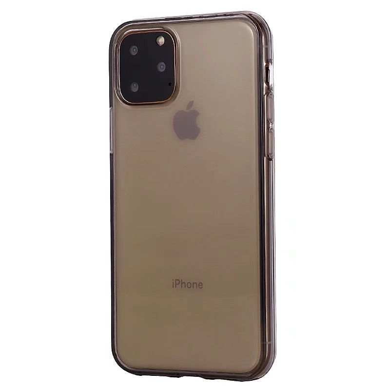 Comanke Transparent Candy Color Silicone Cases for iPhone 11/11 Pro/11 Pro Max 45