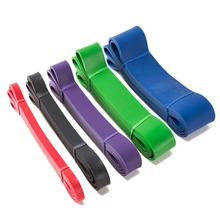 Resistance Bands Elastic for Fitness Equipment Workout Exercise Latex Expander Training Yoga Crossfit Band Gum