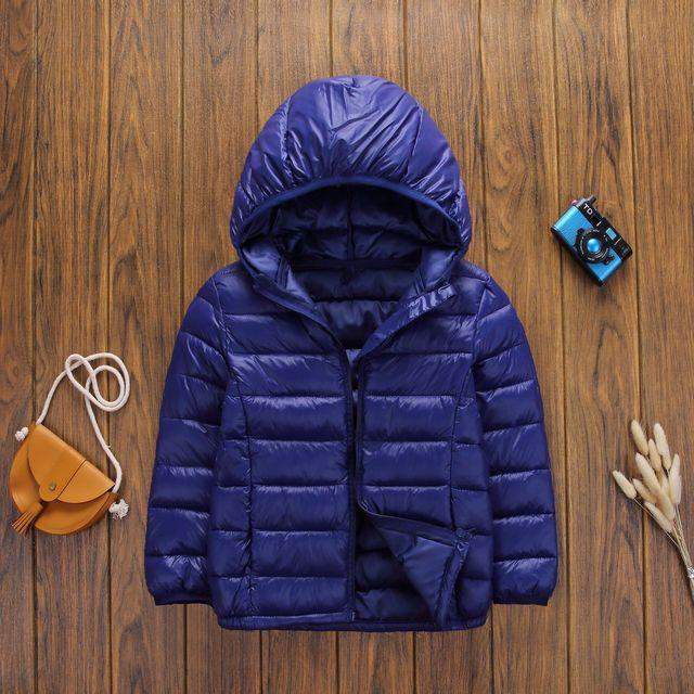 Boys Girls Cotton Winter Fashion Sport Jacket 4