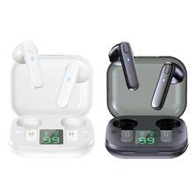 R20 Wireless Headsets Earbuds With Mic Bluetooth Wireless Headphones Touch Control Sports Waterproof Earphones