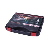 Eu Plug 16800Mah 4Usb Multi Function 12V Car Jump Starter Power Bank Rechargeable Battery Portable Car Jump Starter Booster Batt|  -