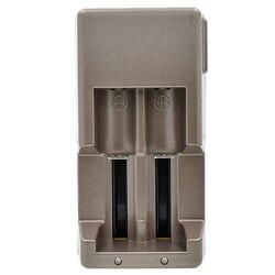 Lampka kontrolna led 18650 ładowarka do akumulatorów 18650/16340/17670/18500/17500/17335/Li Ion (wtyczka Eu)|Ładowarki|Elektronika użytkowa -
