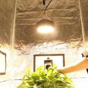 Image 5 - Davvero Uscita CREE CXB3590 100W Citizen 1212 COB LED Coltiva La Luce a Spettro Completo Crescere Lampada per le Piante Idroponica Tenda