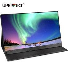 UPERFECT-Monitor portátil para videojuegos, 60hz, 13,3 pulgadas, 1080P, USB, tipo C, más rápido, tiempo de respuesta, IPS, HDR, ultradelgado, para oficina