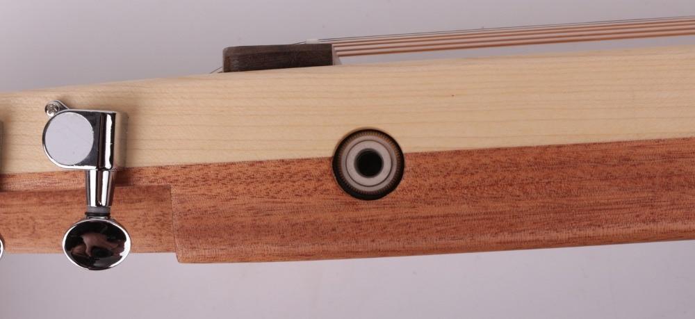 Best portable electric travel guitar Zuma- guitarmetrics