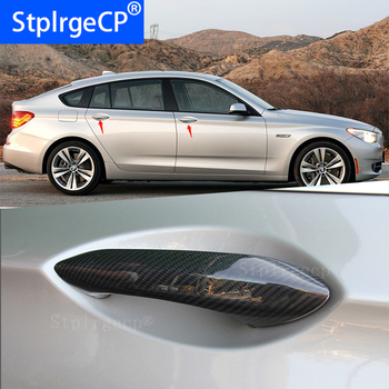 For BMW 5 series GT 5GT 535i 550i 528i 535d 2010-2017 Accessories 100% real carbon fiber Auto outer door handle cover