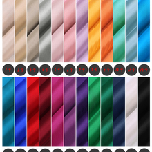Pure Solid Color Murberry Lining Silk