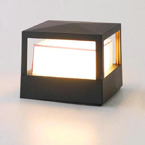10W LED Outdoor Lawn Lamp IP68