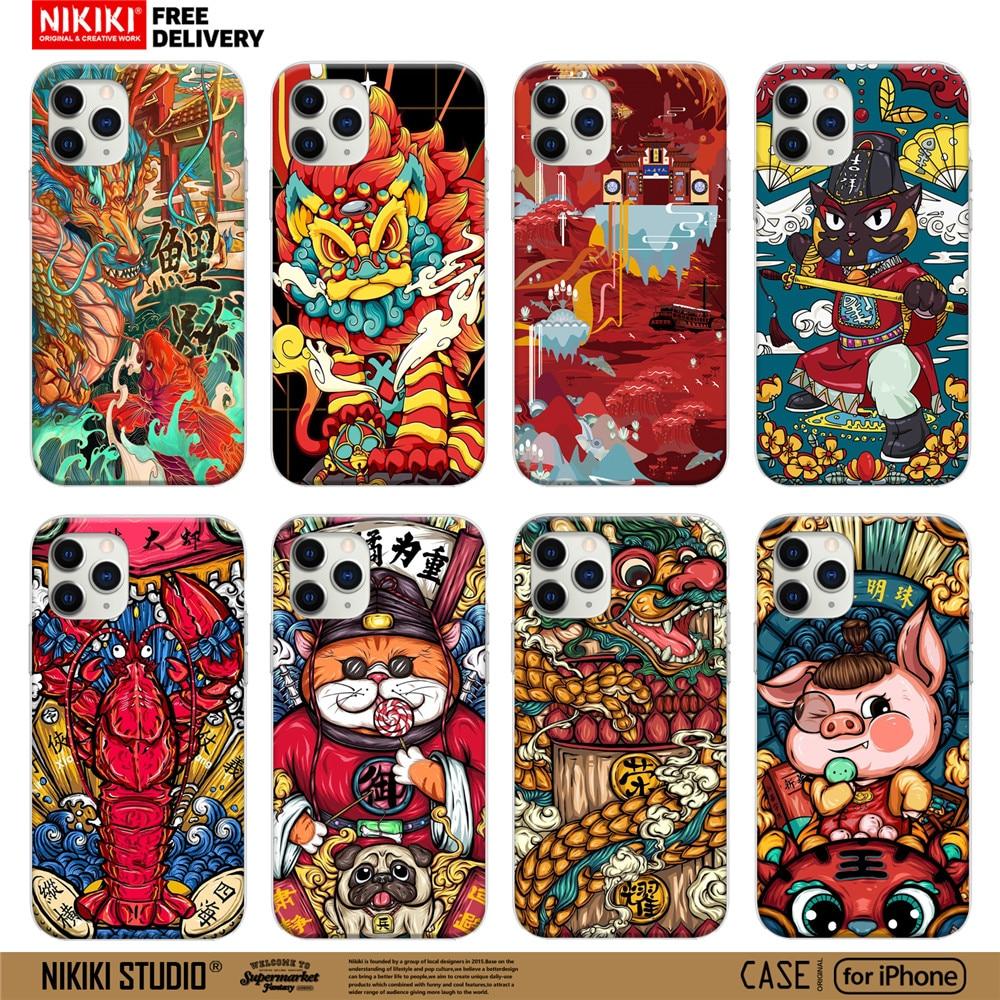 funda tpu phone case cover for iphone 11 pro x xs Max xr for iphone 7 8 5 5s se 6 6s Plus cases case funda Cartoon soft