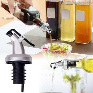 3/1Pcs Olive Oil Sprayer Liquor Dispenser Wine Pourers Flip Top Beer Bottle Cap Stopper Tap Faucet Tools Kitchen Accessory