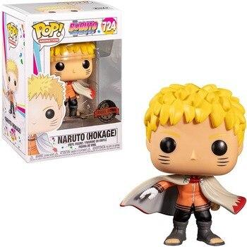 FUNKO POP NARUTO Uzumaki Naruto 724# Vinly Action Figure Toys Ainme Figure Model Dolls for Kids Birthday Gifts 3