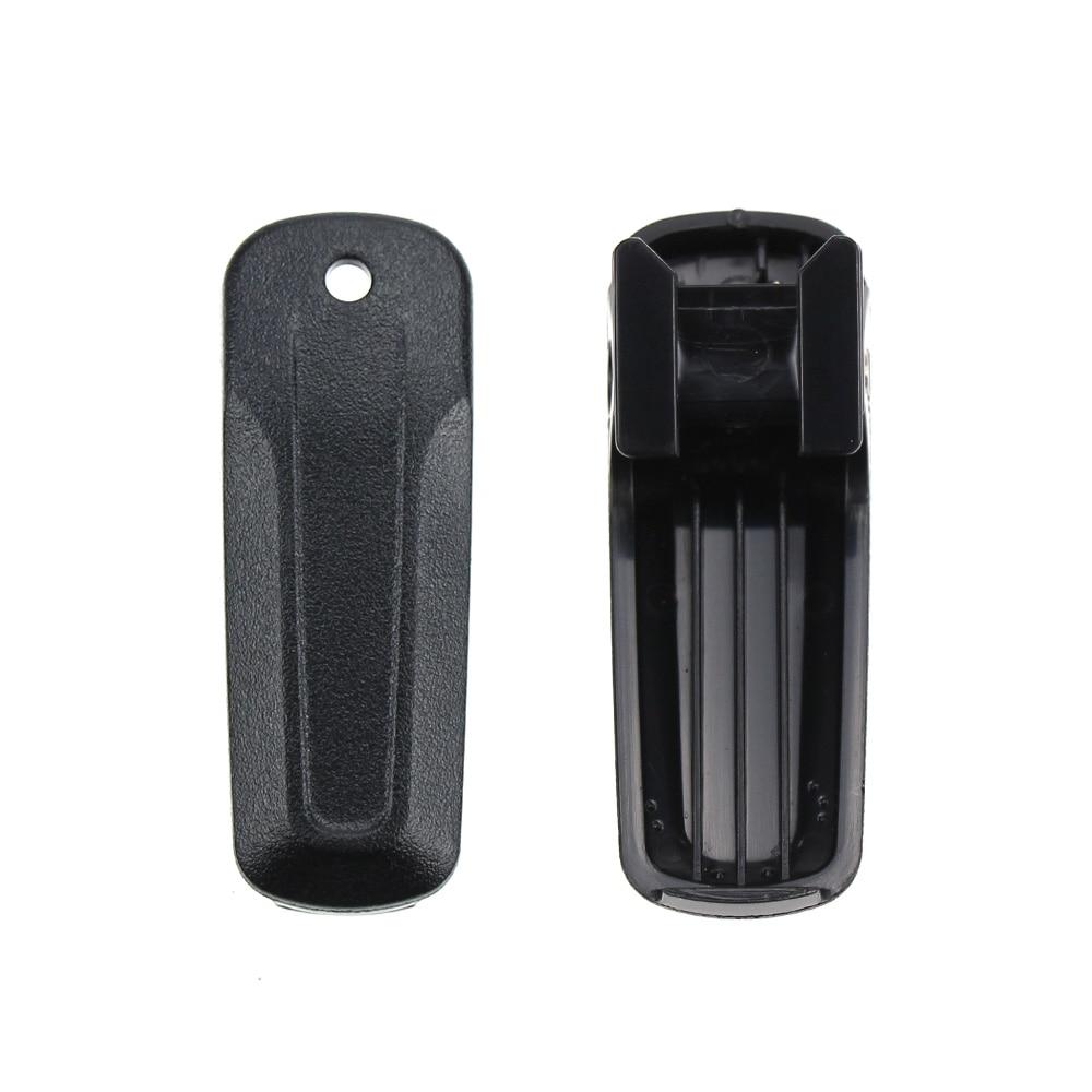 Walkie Talkie Belt Clip for Kenwood KNB 63L KNB 65L Radio Battery in Walkie Talkie Parts Accessories from Cellphones Telecommunications