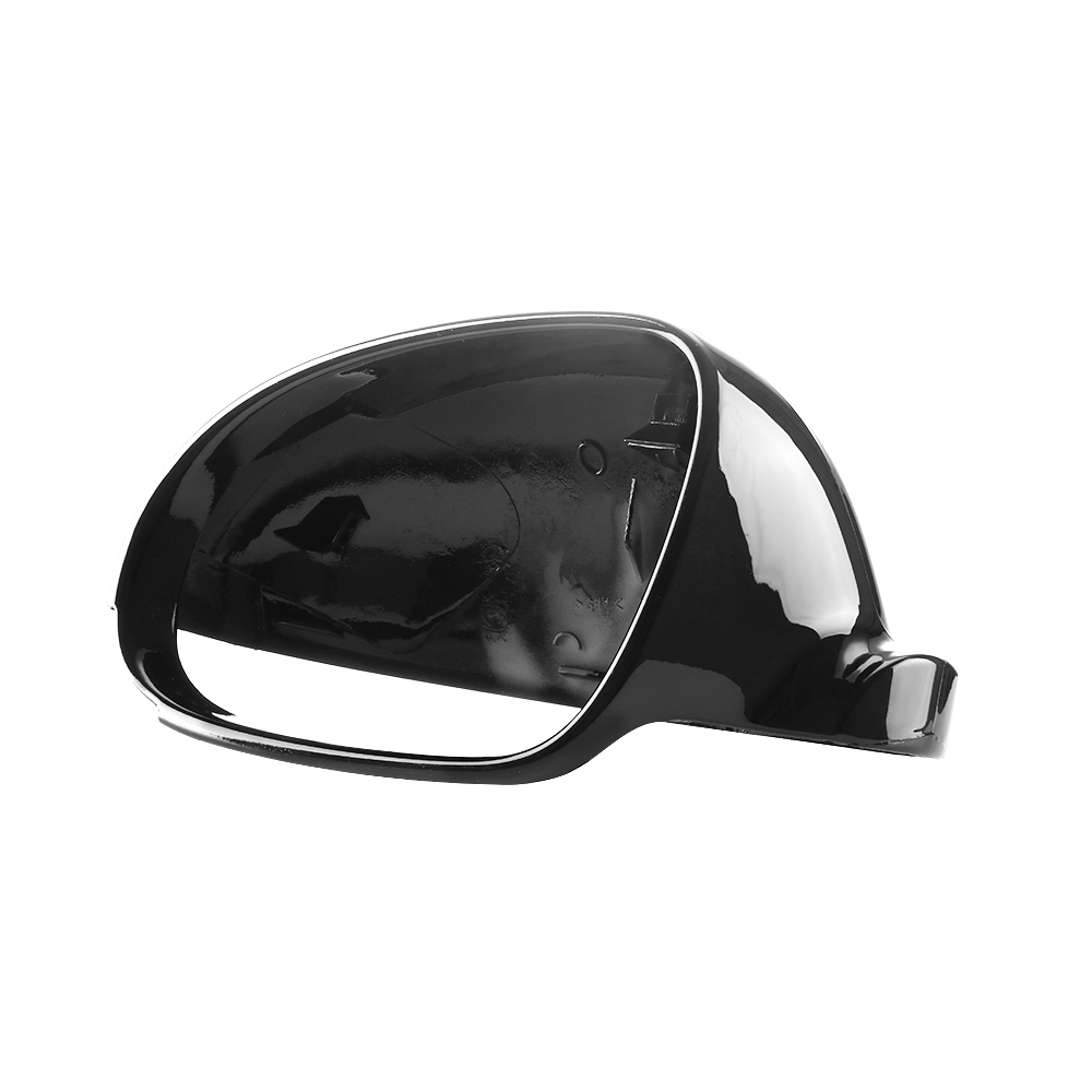 Image 4 - 2 pieces For VW Golf MK5 GTI Jetta 5 Passat B6 B5.5 Side Wing Mirror Covers Caps For VW Sharan Golf 5 6Plus Variant EOS 2007-in Mirror & Covers from Automobiles & Motorcycles
