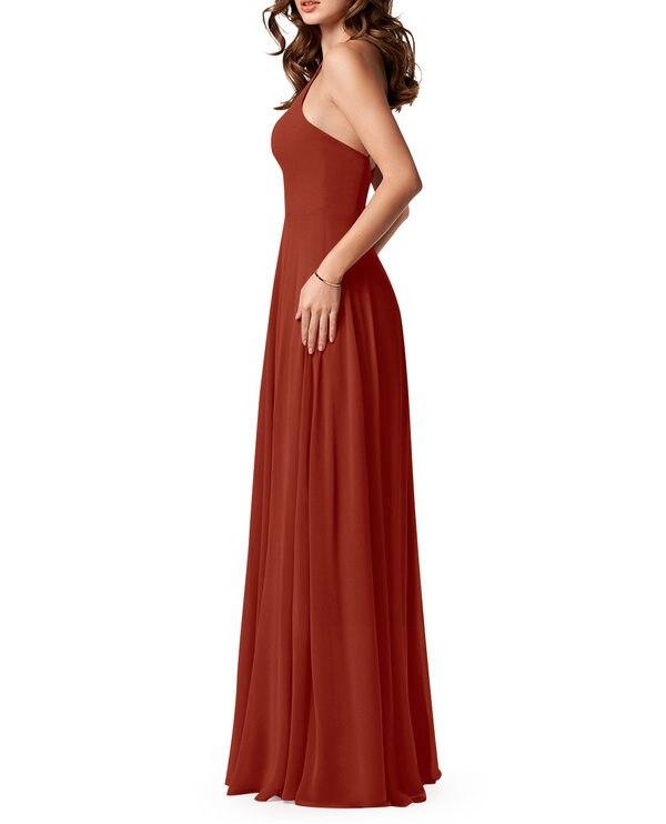 Chiffon Bridesmaid Dresses Long 2020 Vestito Da Festa Di Nozze A-Line Robe Demoiselle D'Honneur Wedding Party Dress