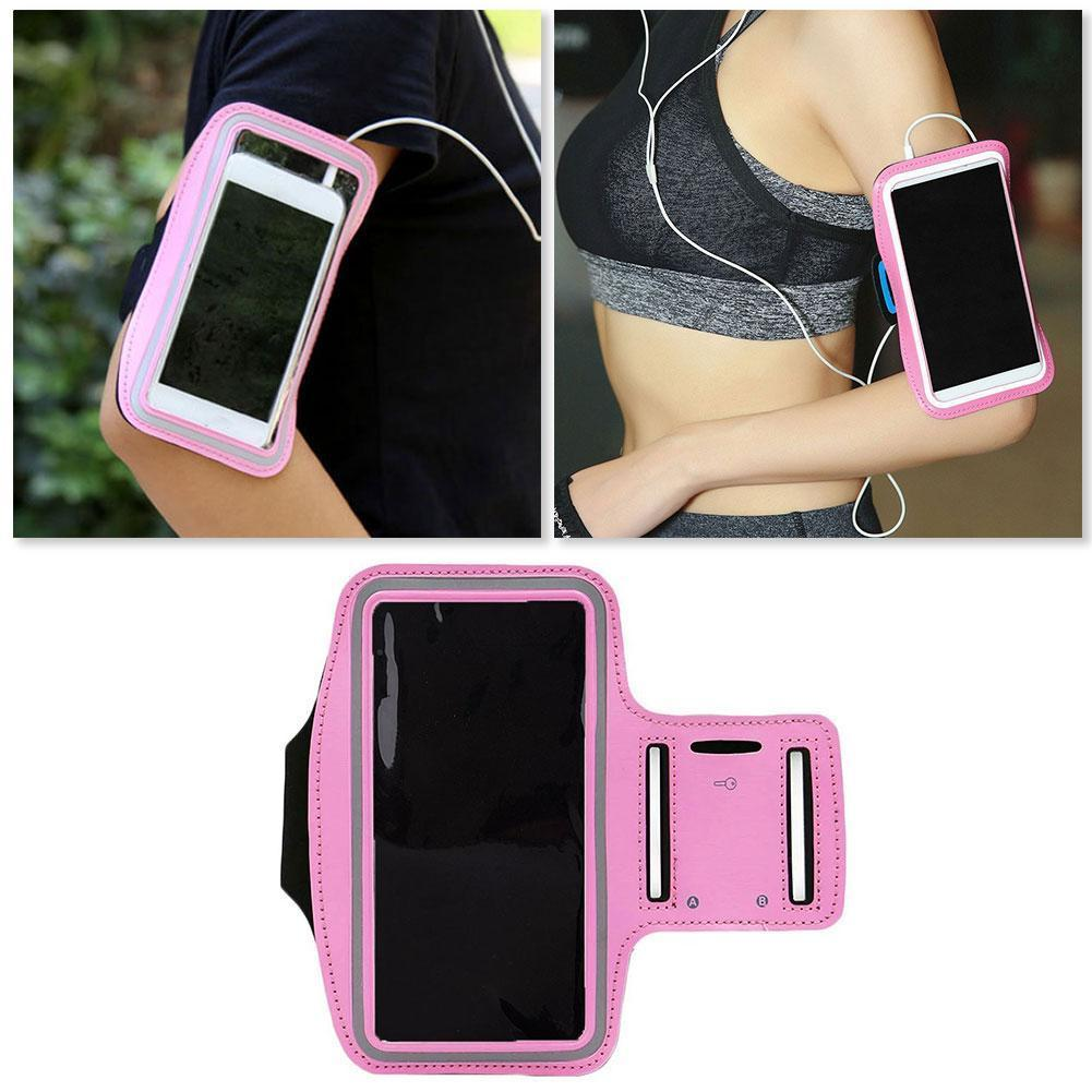 Outdoor Sports Arm Bag Running Fitness Mobile Phone Workout Bag Band Phones Inch Bag 4-6 Arm Fitness For All Running Equipm L9I5