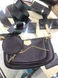 Image 4 - كبار مصمم عالية الجودة والجلود حقيبة قطري العلامة التجارية شعبية حقيبة قطري