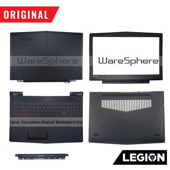 Original for Lenovo Legion Y520 R720 Y520-15 R720 -15 Y520-15IKB R720-15IKB LCD Back Bezel Plamrest Bottom Base SP US RUKeyboard