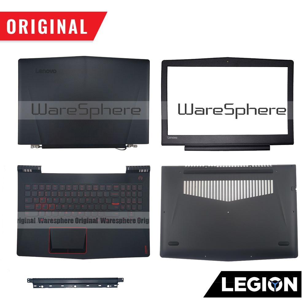 Оригинал для Lenovo Legion Y520 R720 Y520-15 R720-15 Y520-15IKB R720-15IKB ЖК-дисплей задняя панель Нижняя база SP US RUKeyboard