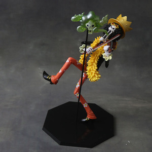 Image 5 - One Piece 20th Anniversary Brook Action Figure 1/8 scale painted figure Zero Anime Ver. Brook PVC figure Toy Brinquedos Anime